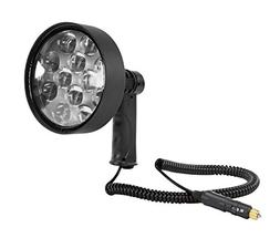 10 Million Candlepower LED Spotlight - 36 Watt - Pistol Grip