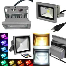 10W 20W 30W 50W 100W LED Flood Light Outdoor Garden Lamp Wat