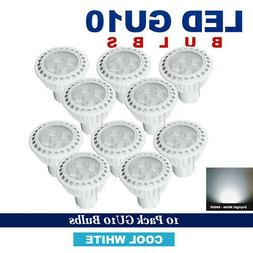 10x 4W GU10 LED Bulbs Spotlight Lamps Warm Cool Day White Do
