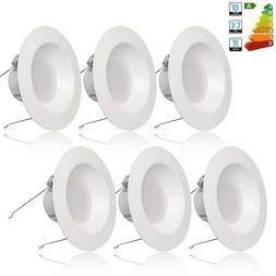 """4"""" / 6"""" 11W 15W LED Recessed Downlight Dimmable Ceiling Fixt"""