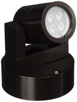 Access Lighting 20351LEDMG-BRZ/CLR Marine Grade Wet Location