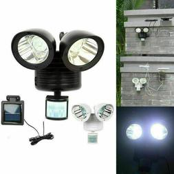 22LED Dual Security Detector Solar Spot Light Motion Sensor