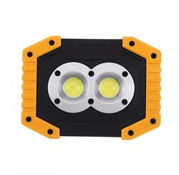 30W USB LED COB Outdoor 3 Modes Work Light Camping Emergency