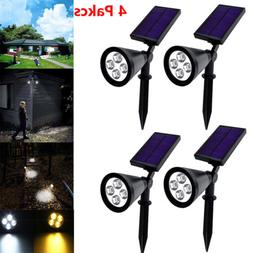 Lots Solar Lights Waterproof Outdoor Landscape Lighting Spot