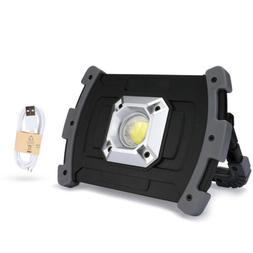 50000LM LED Work Light Rechargeable Ultra Bright Spotlight C