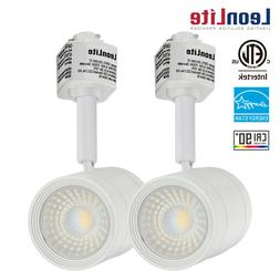 8.5W 2700K/4000K Dimmable LED White Track Light, Spotlight F