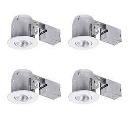 Globe Electric 90957 Perfect for Highlighting Recessed Light