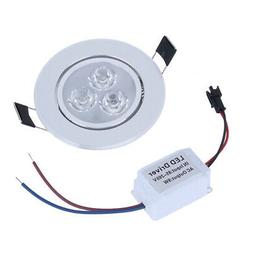 9W LED Downlight Ceiling Lamp Spot Light Recessed AC85-265V