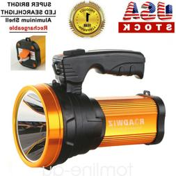 Portable Super Bright LED Searchlight Handheld Spotlight Fla
