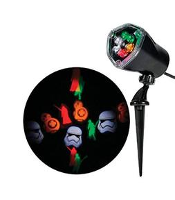 Disney Gemmy Star Wars Whirl-A-Motion Light Show Projection