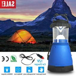 Outdoor Emergency Hand Crank LED lantern Light Lamp Spotligh