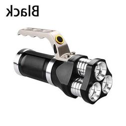 FidgetFidget Flashlight 90000LM 3T6 Spotlight LED 3Mode 1865