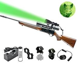 ORION H30-G Green Predator Premium 273 yards Rechargeable Ho