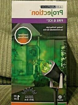 Halloween LED Green Orange Projection Spot Lightshow Outdoor