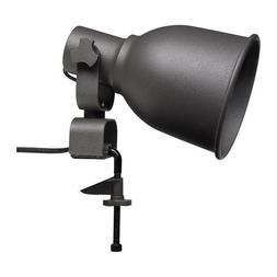 Ikea Hektar Clamp Lamp Wall Spotlight