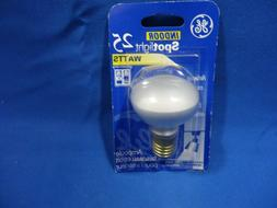 GE LIGHTING Incandescent Lamp 25R14N-120V Indoor Spotlight P