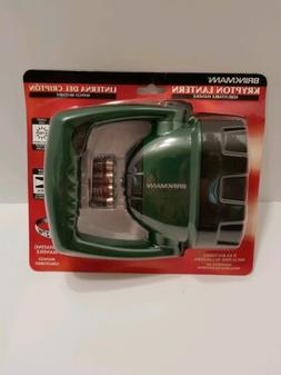 BRINKMANN KRYPTON FLASHLIGHT SPOTLIGHT ADJUSTABLE HANDLE LAN