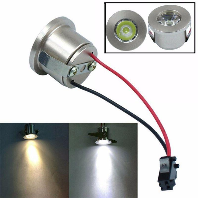 1 3w recessed mini spotlight lamp ceiling