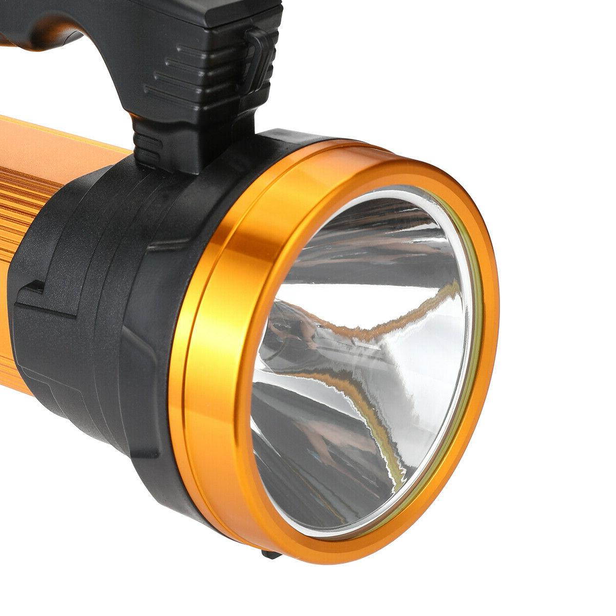 Rechargeable Searchlight Flashlight