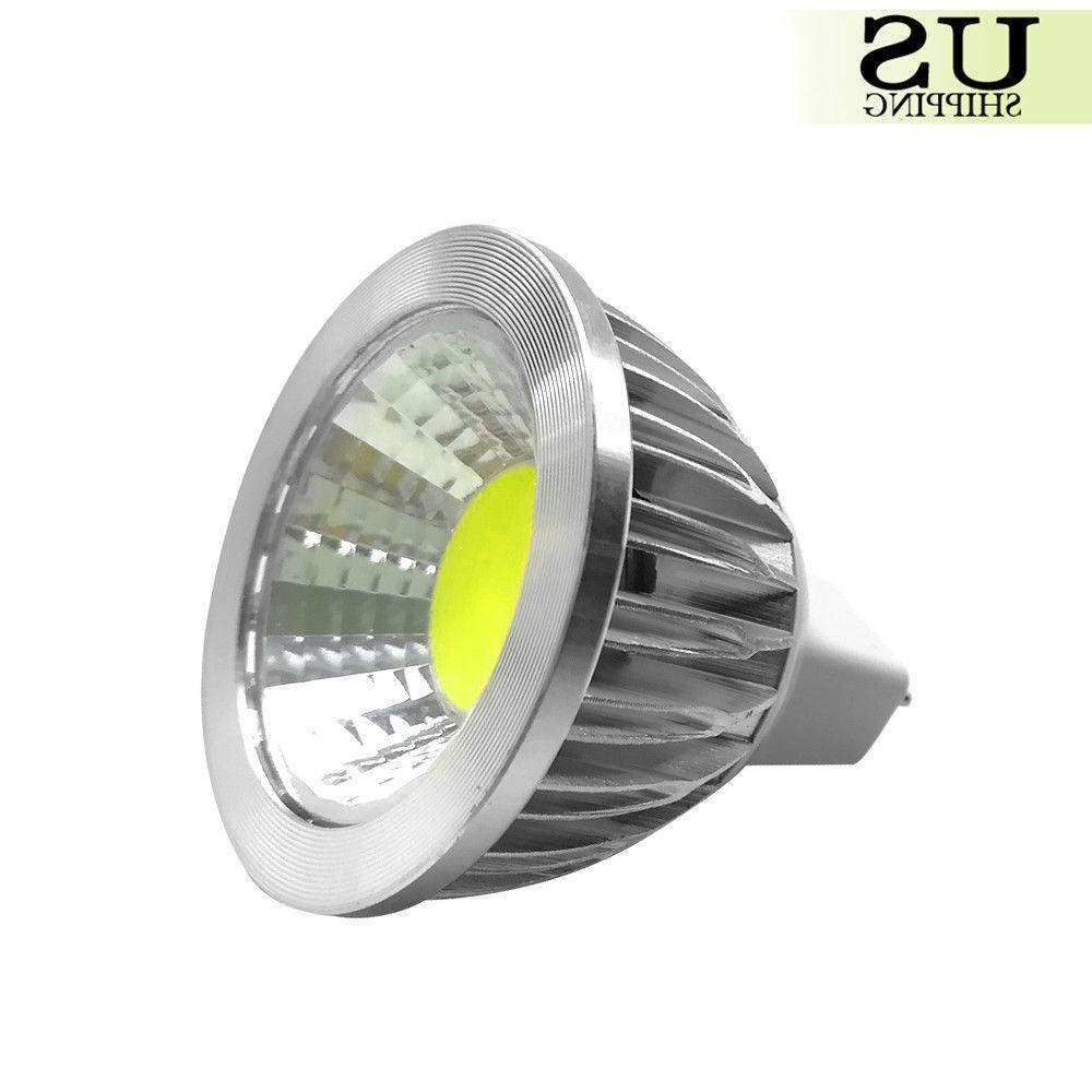 2/5/10x GU10/MR16 LED Spotlight Light Down