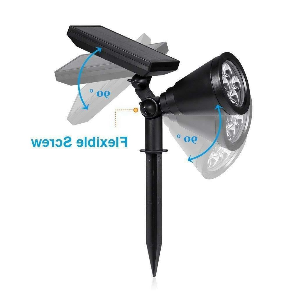 Solar LED Spotlight Adjustable