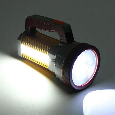 3000LM USB Waterproof Rechargeable Spotlight Lamp