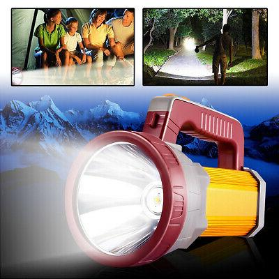 3000LM USB Rechargeable Searchlight Lamp