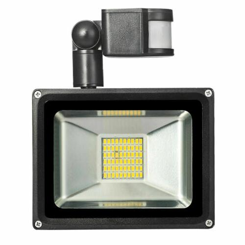 30W LED Lights Warm Motion Sensor Corridor Lamp IP65
