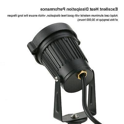 4PCS LED 5W Light Outdoor Path Waterproof 12V
