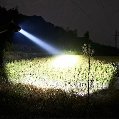 200000LM LED Camping Spot Hunting OffRoad 12V