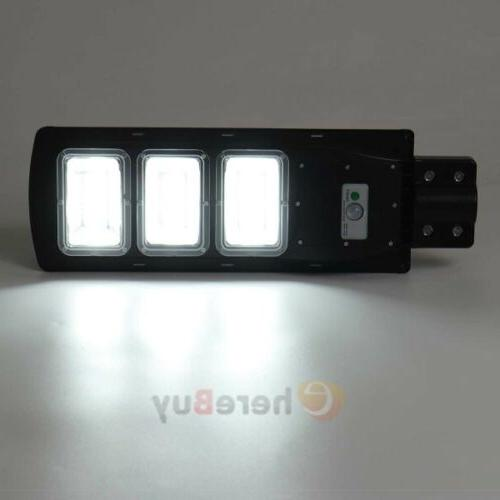 900000LM Light Outdoor Dusk-to-Dawn