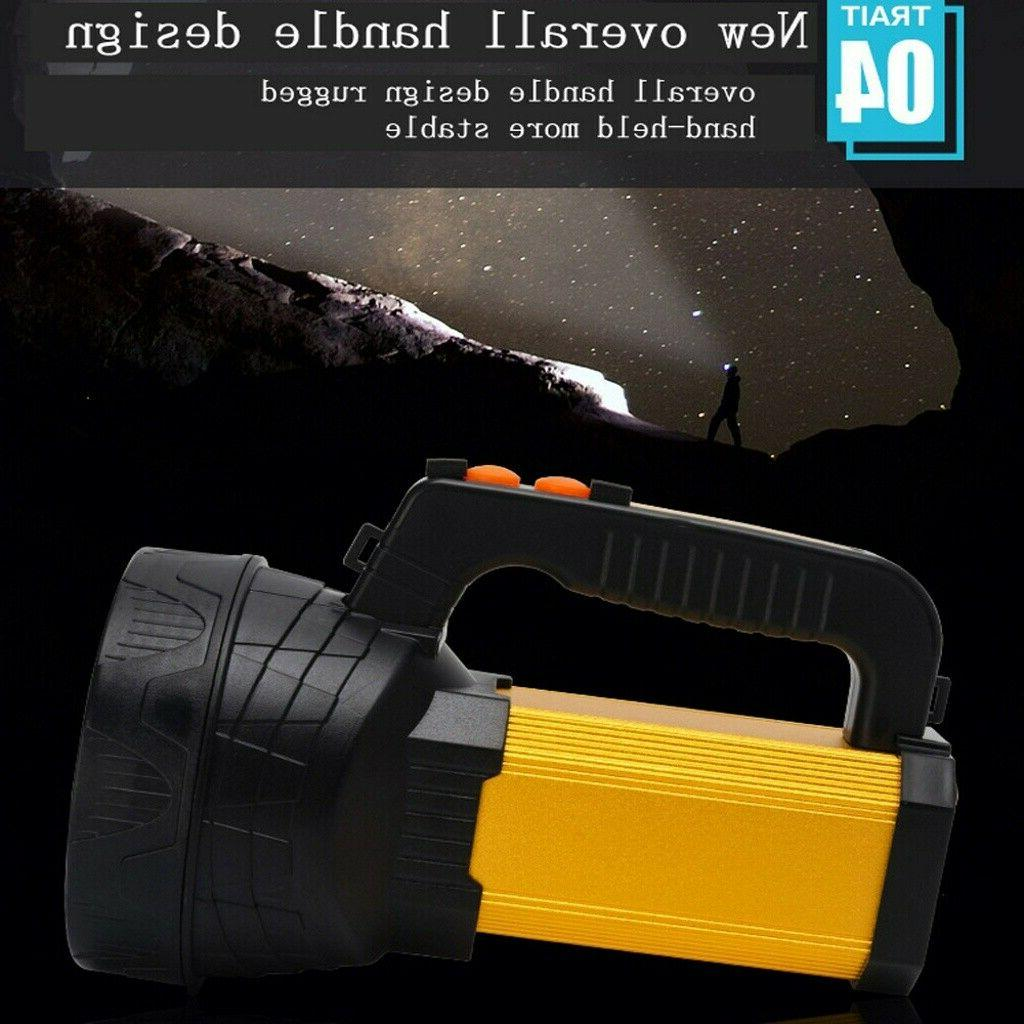 Rechargeable Flashlight Outddor