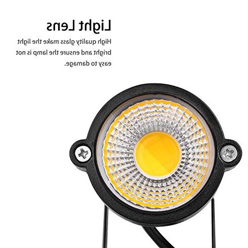 Lemonbest LED Up Down Light 5W LED Decorative Lamp 110V Indoor Wall