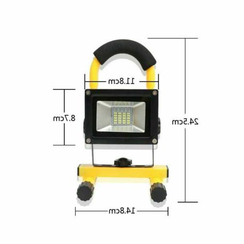 Portable Work USB Spotlight Rechargeable 68000LM