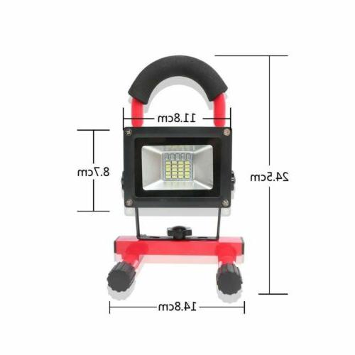 LED Rechargeable Portable Spotlight