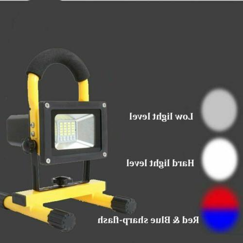 LED Rechargeable Portable Cordless Spotlight US