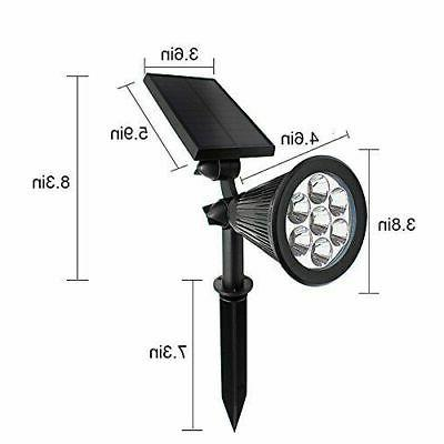Outdoor Spot 7 Garden Landscape Light Waterproof