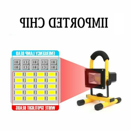 Portable LED USB 60W Rechargeable