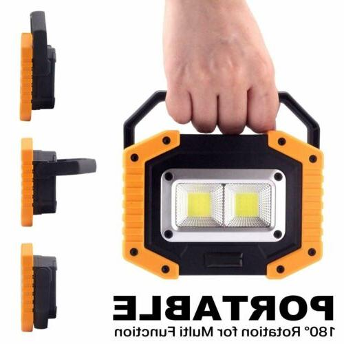 Rechargeable Lights Floodlight