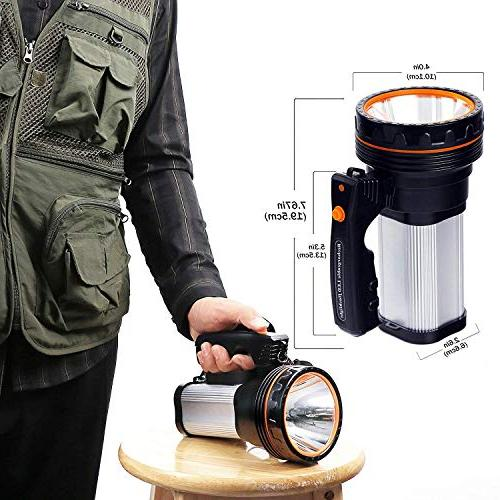 ROMER LED Searchlight High-power Super Bright 9000 CREE Tactical Lantern