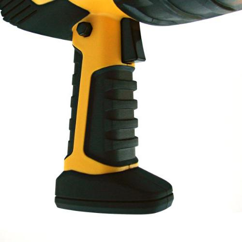 Dorcy 41-1080 Rechargeable Grip LED Spotlight Trigger AC 750-Lumens, Yellow Finish