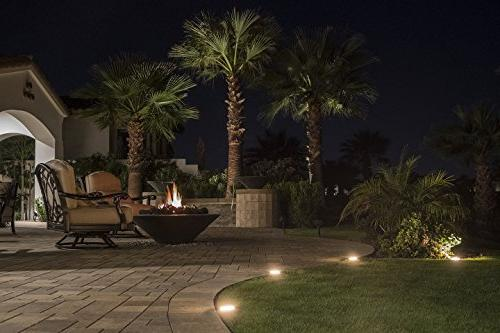 Enbrighten Lights , White & Color Changing, Lifetime Outdoor, Commercial Spotlight, Garden, Path 41012