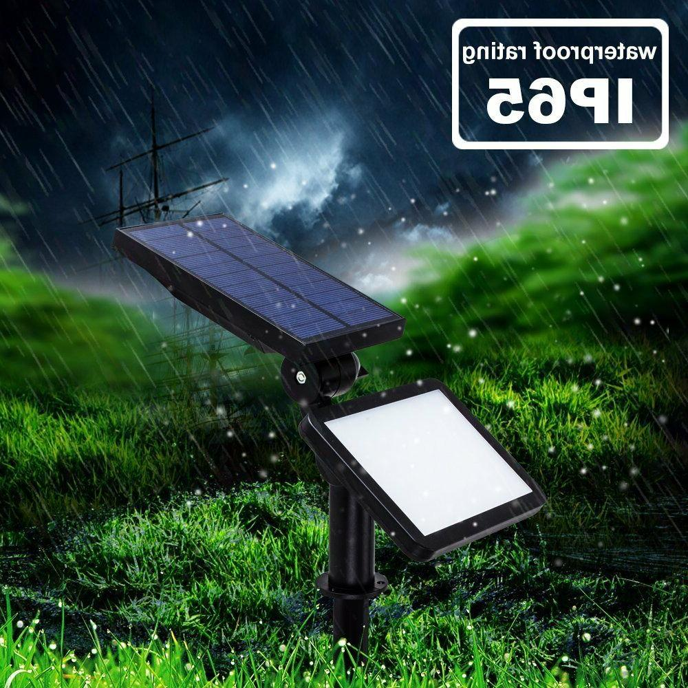 Solar Landscape Lights Outdoor Pathway