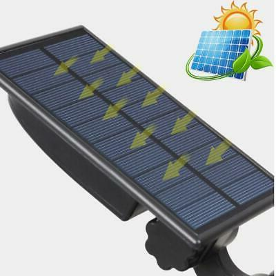 Solar 50-LED Landscape Lights Pathway Lamp 960LM!