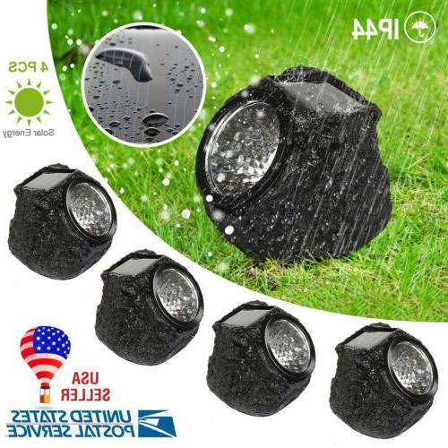 Solar LED Spot Lights Outdoor Garden Yard Lantern LED Landsc