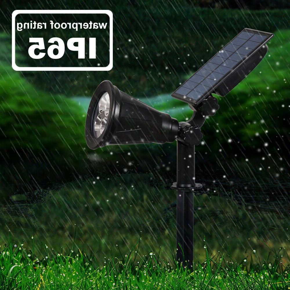 Solar Power Outdoor LED Landscape IP65 US