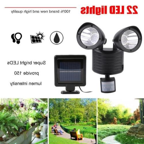 Solar Sensor Security Dual Light-2
