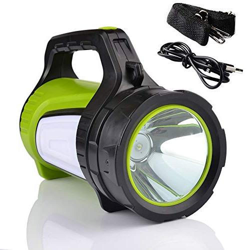 super bright rechargeable lantern flashlight