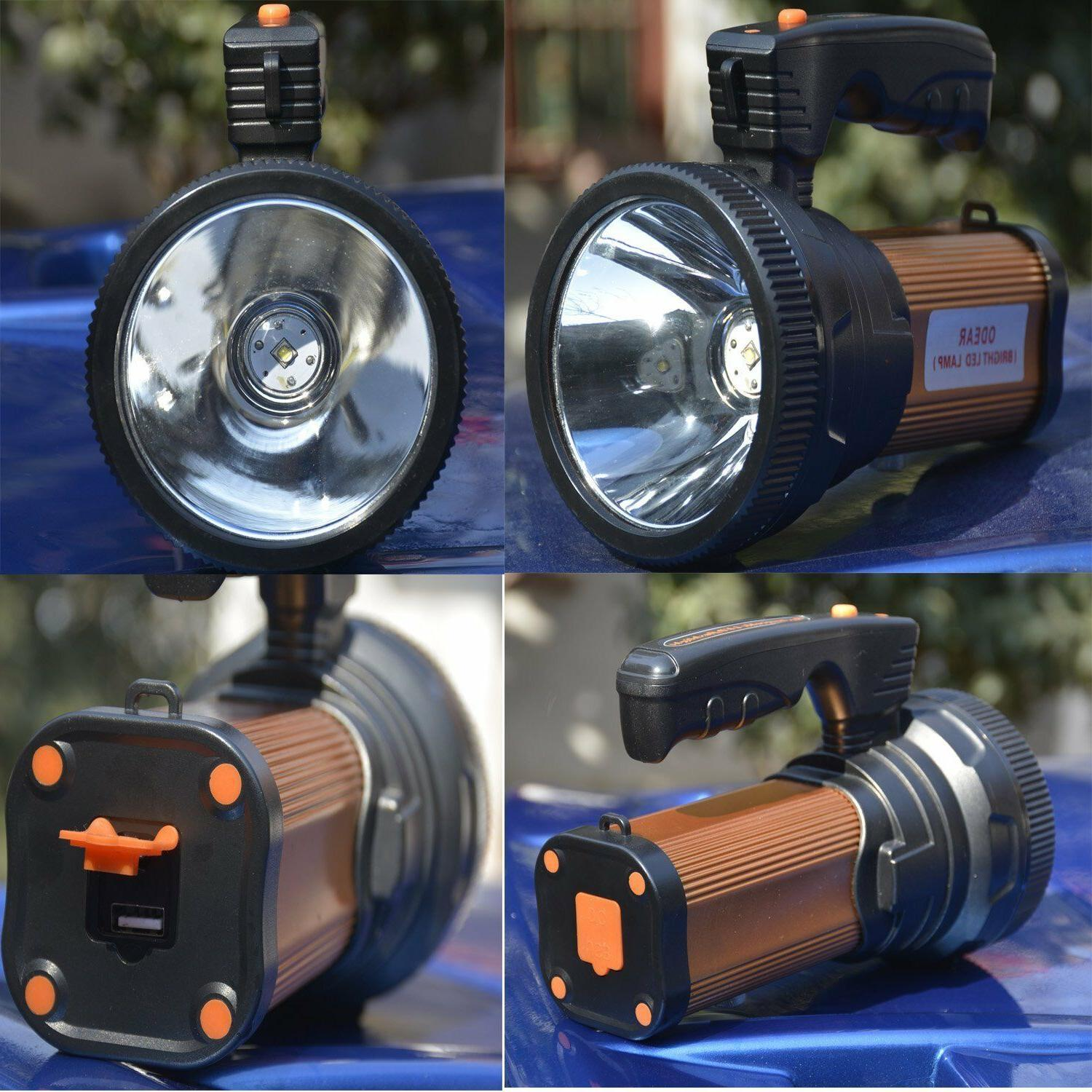 super bright portable flashlight