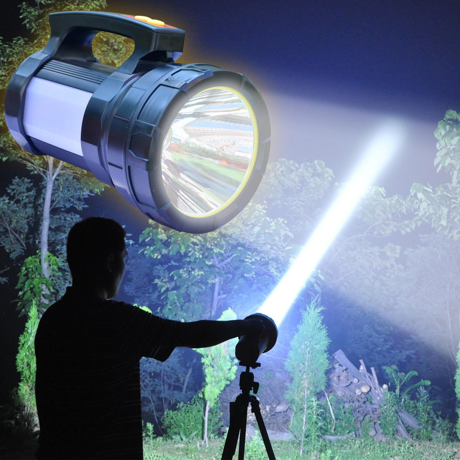 Super Bright Searchlight Portable flashlight